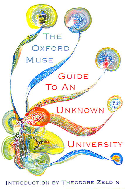 Picture of the front cover of the book 'Guide to an unknown university'